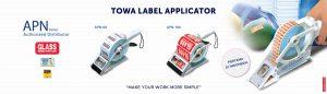 Towa Label Applicator