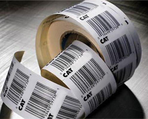 label barcode